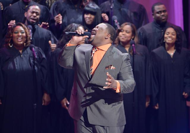 BET  2012  Celebration of Gospel