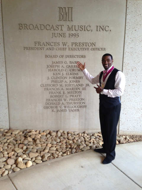 Earnest Pugh at BMI