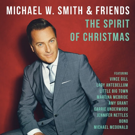 Michael W. Smith Christmas album features all-star lineup
