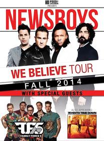 Newsboys tour