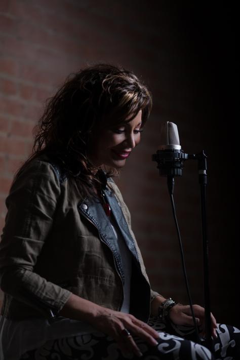 Christian singer Kathy Troccoli