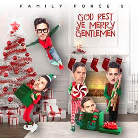 An update of a Christmas classic from Family Force 5