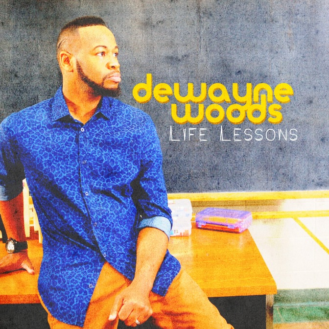 After four years, DeWayne Woods is back