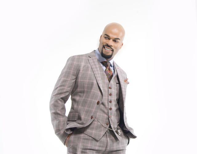 J.J. Hairston to direct music at City of Praise