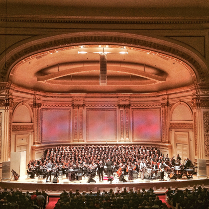 Casting Crowns at Carnegie Hall