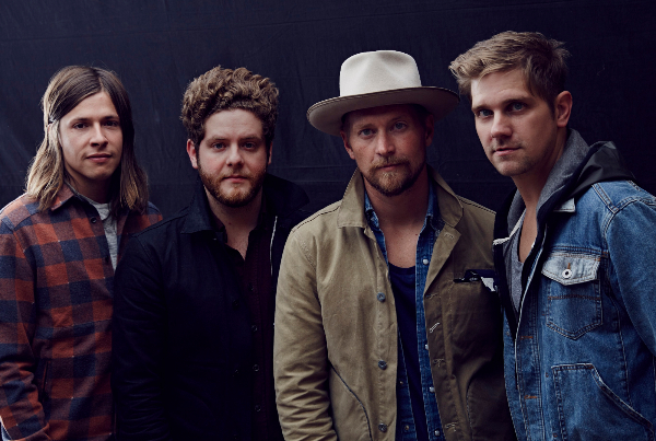 NEEDTOBREATHE to release Live From The Woods