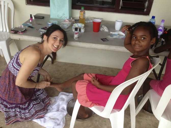 Fireflight's Wendy Drennen writes about her trip to Jamaica