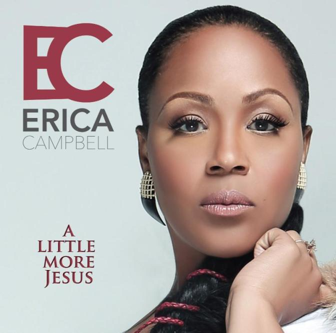 I Luh God by Erica Campbell
