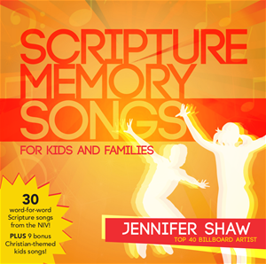 Scripture Memory Songs from Jennifer Shaw